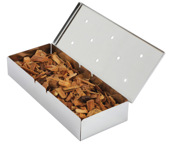 Blue Rhino Wood Chip Smoker Box 2