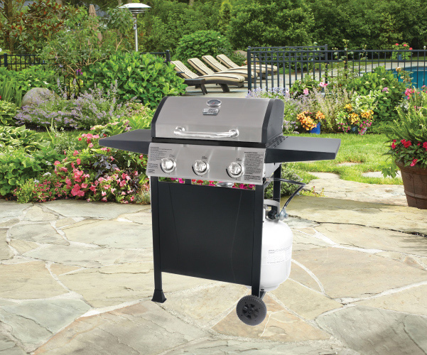 Blue Rhino 3 Burner LP Gas Grill