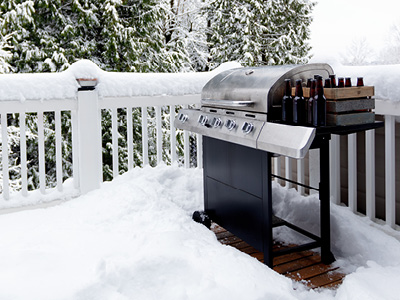 Remember These Grilling Tips for Your Winter Cookout