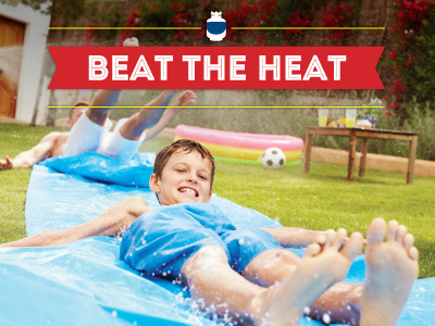 Beat the Heat with these Backyard Tips