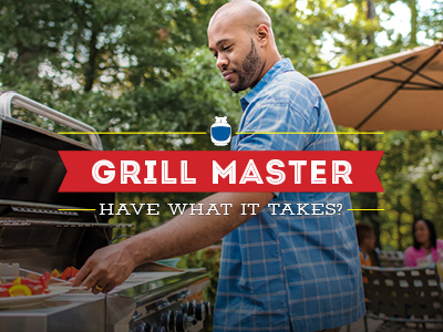 What is a Grill Master