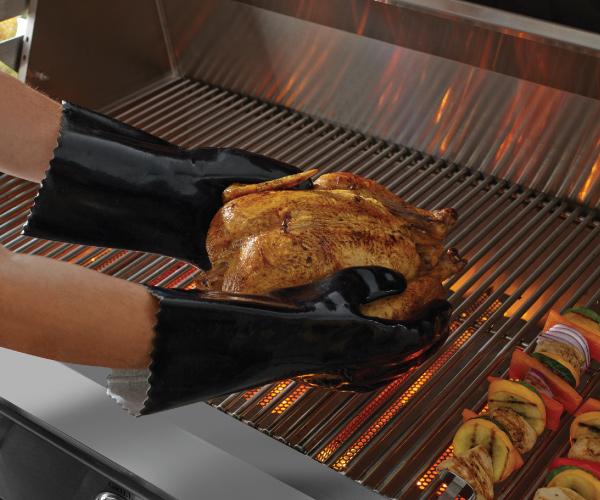 Blue Rhino Insulated BBQ Gloves 1
