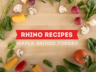 How to Grill a Tasty Maple-Brined Turkey for Thanksgiving